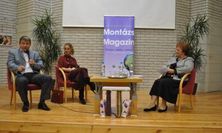 Montázs est Danyi Judit és Hegedűs Zoltán színművészekkel
