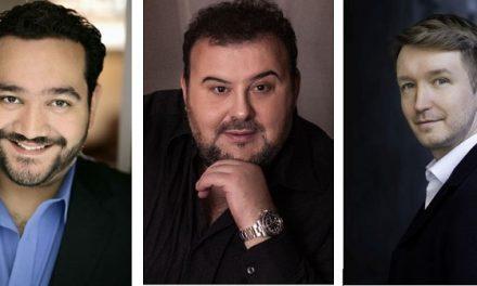 Három tenor a zene világnapján