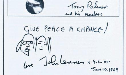 John Lennon levelei és feljegyzései – Könyv a Partvonal kiadótól