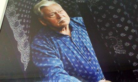 Találkozás Kovács Miklós kékfestő mesterrel