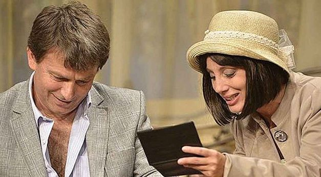 A Montázs est vendégei: Danyi Judit és férje, Hegedűs Zoltán színművészek