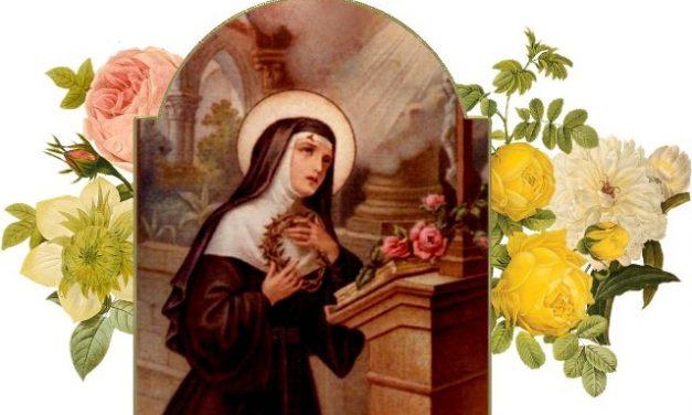Szent Rita és a segítő szentek emlék-konferenciája