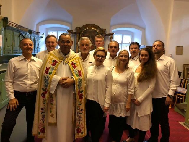 Ars Sacra Fesztivál a Piarista templomban kecskeméti színészekkel