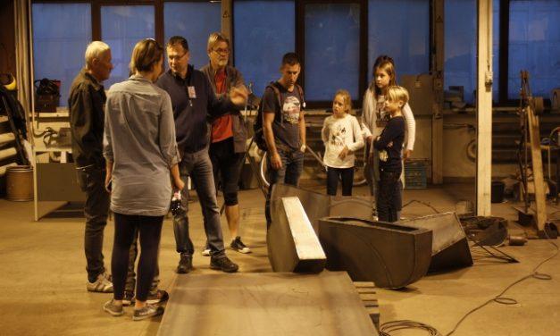 Acélszobrászati és Képzőművészeti Szimpozion, Nemzetközi  Alkotótábor