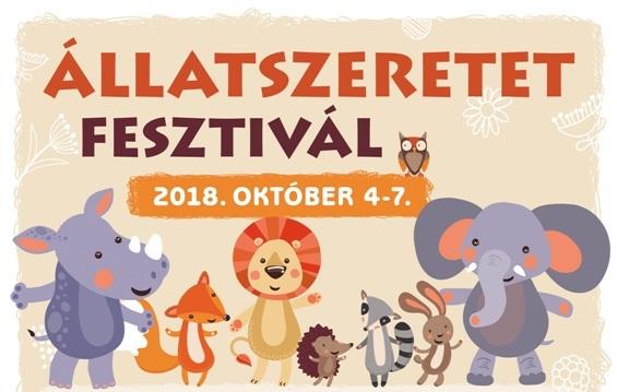 Csütörtöktől vasárnapig tart az Állatszeretet Fesztivál