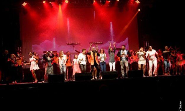 Újra Budapesten a Harlem Gospel Choir