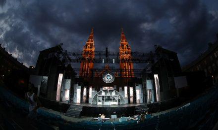 Titanic Musical – Premier a Szegedi Szabadtéri Játékokon 2019-ben