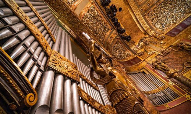 Liszt Ferenc születésnapján szólal meg újra a Zeneakadémián a felújított Voit-orgona