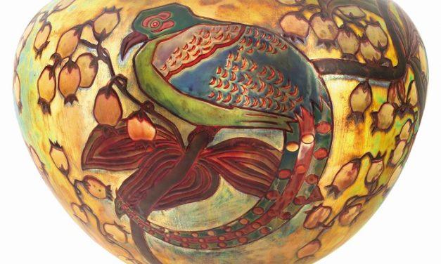 Zsolnay-remekművek és Nagybánya-Párizs kiállítás a Virág Judit Galériában