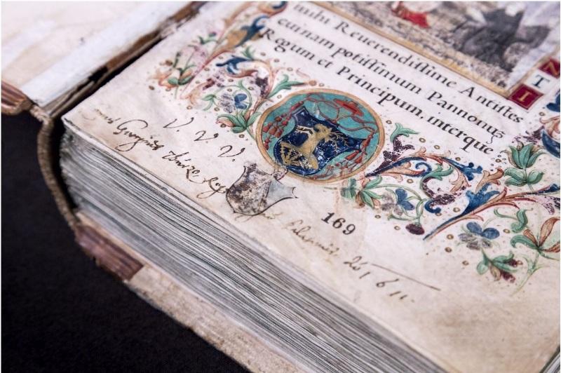 Mátyás király Corvinái és a Budán készült szép könyvek