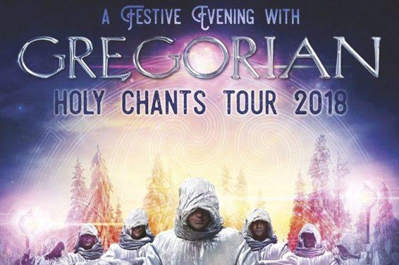 Gregorian Holy Chants Tour 2018 – Adventi koncert gregorián stílusban