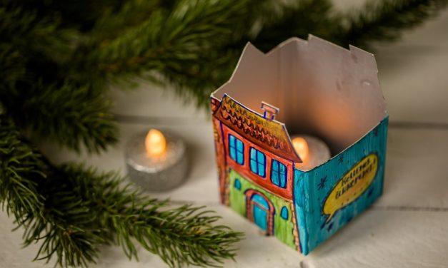 Lassuljunk le karácsonyra! – Csorba Anita tervezte a Sió gyümölcsitalok karácsonyi dobozait