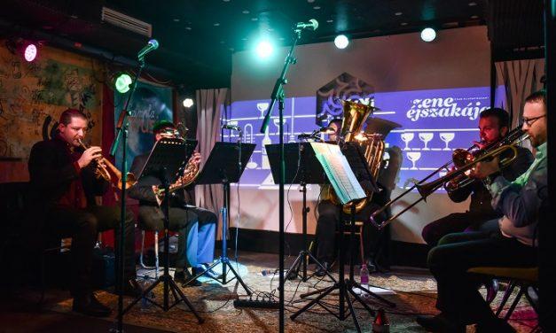 A zene éjszakája Budapesten– csak klasszikusan