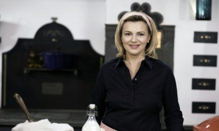 Új gasztronómiai sorozat indul Borbás Marcsival a Duna Televízión