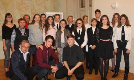 Próza felolvasóverseny a kecskeméti Ifjúsági Otthonban