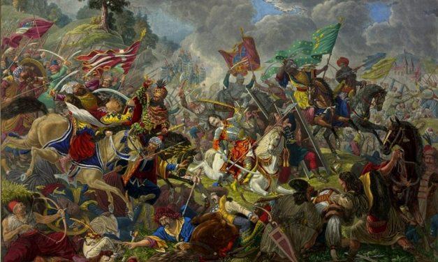 Magyar hősök, hadvezérek – Kinizsi Pál