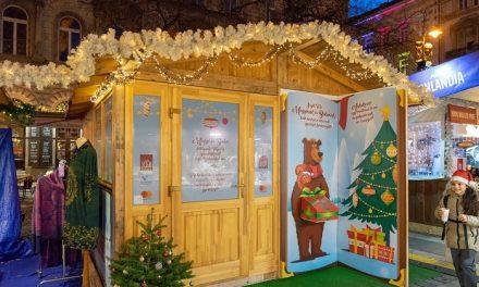 Karácsonykor adni jó – Kreatív Kuckó a Bazilika előtt