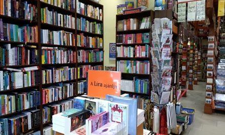 Ismerkedjünk meg a kecskeméti Líra Könyvesbolttal!