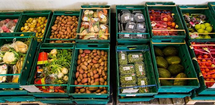Több mint 11.000 tonna élelmiszert mentett a Magyar Élelmiszerbank Egyesület 2018-ban