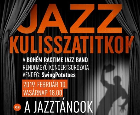 Jazz kulisszatitkok 2. – A JAZZTÁNCOK