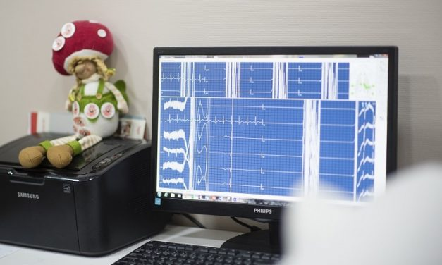 Kardiológiai vizsgálat teleszkóppal – Óvodások a Czeizel Intézetben