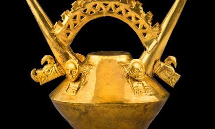 Budapestre jön Az Inkák Aranya kiállítás
