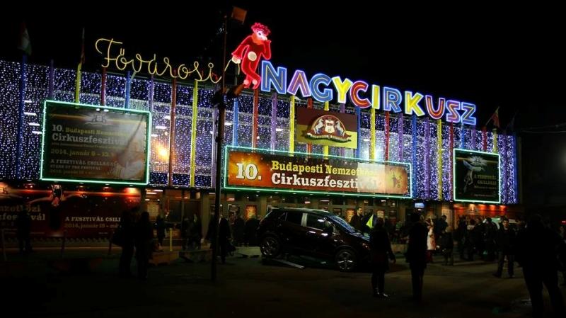 Ez kész Cirkusz! – Legendás helyek a fővárosban: Fővárosi Nagycirkusz