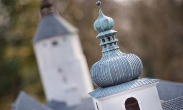 A Szarvasi Mini Magyarország Makettpark 2019-ben átlépte a nyugati határt