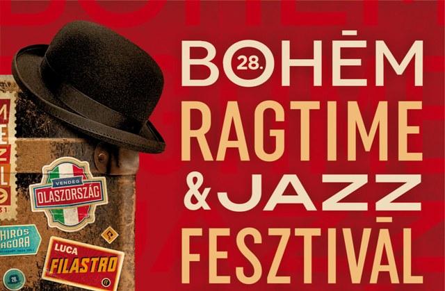 A Bohém Ragtime Jazz Band és a Bohém Fesztivál hírei