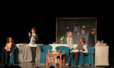 A  szekszárdi Deutsche Bühne Ungarn sikeres német nyelvű előadása