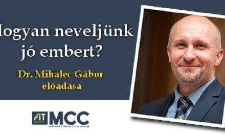 Szülők Akadémiája Dr. Mihalec Gáborral