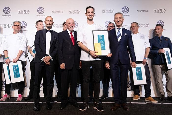 A legjobb vidéki éttermek a Volkswagen-Dining Guide TOP100 Étteremkalauz szerint