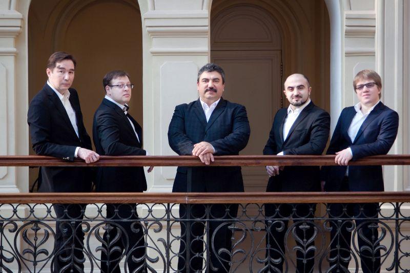 A világhírű moszkvai Doros Kvintett most először koncertezik hazánkban