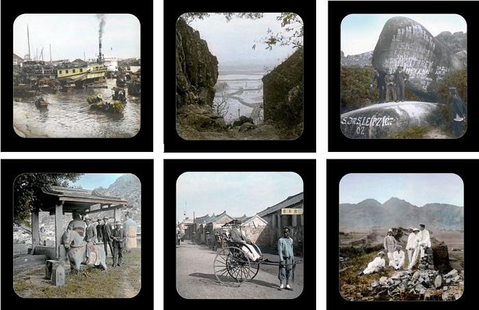 Látogatás a Mennyei Birodalomban – Dr. Bozóky Dezső császári és királyi sorhajóorvos fotóiból nyílt kiállítás