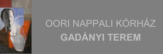 Gadányi Terem – Újabb kiállítótér a XII. kerületben
