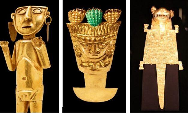 Inkák Aranya – Öt titok a letűnt civilizációról