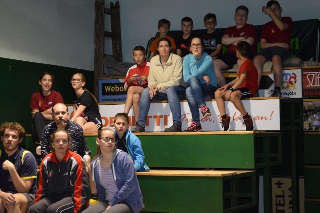 Sportversenyek és interaktív játékok a Forgatagban