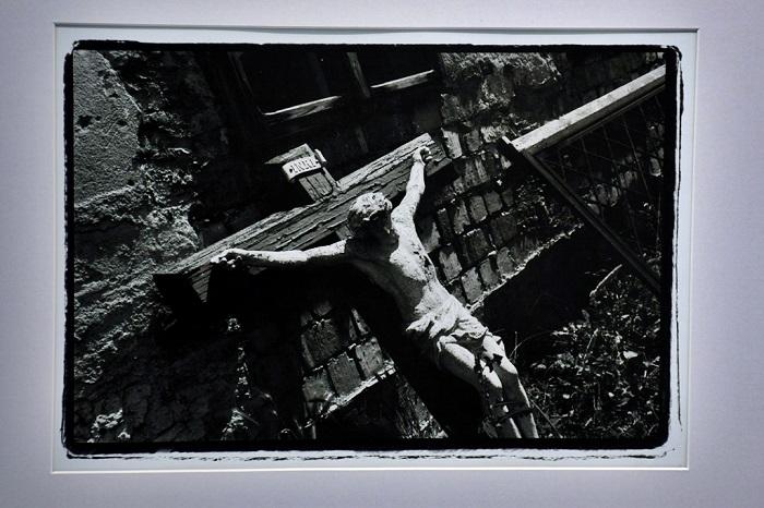 Dömötör Mihály – Kereszt parafrázisok az Alföldi Galériában