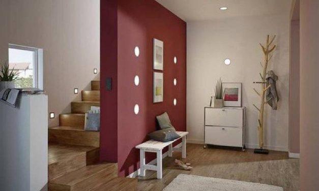 Álmennyezetbe építhető lámpatestek