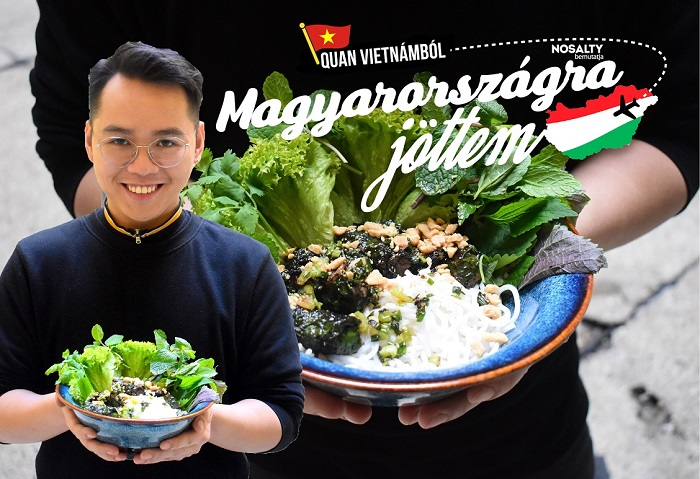 Elindult a Nosalty új videósorozata, a Magyarországra jöttem!