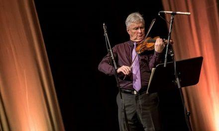 Maratoni koncertsorozatot ad Szenthelyi Miklós hegedűművész