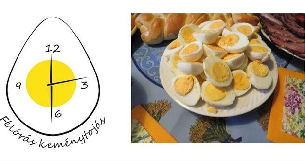 """A """"félórás"""" keménytojás?! – Húsvéti tojásfőzési praktika"""
