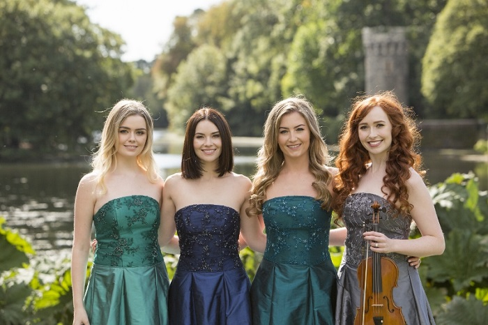 A Grammy-díjra jelölt Celtic Woman októberben Budapesten ad koncertet