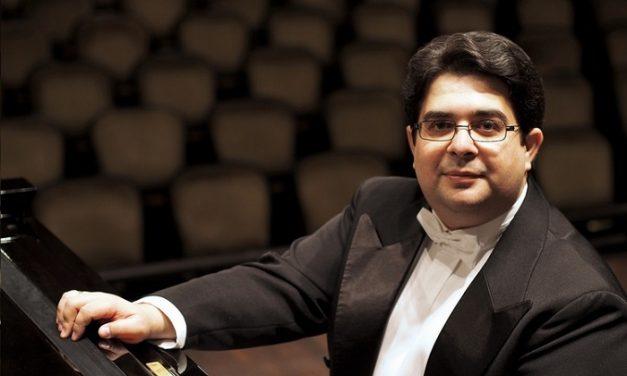Farkas Gábor zongoraművész ismét itthon lép fel – Lemezbemutató koncert a Pesti Vigadóban