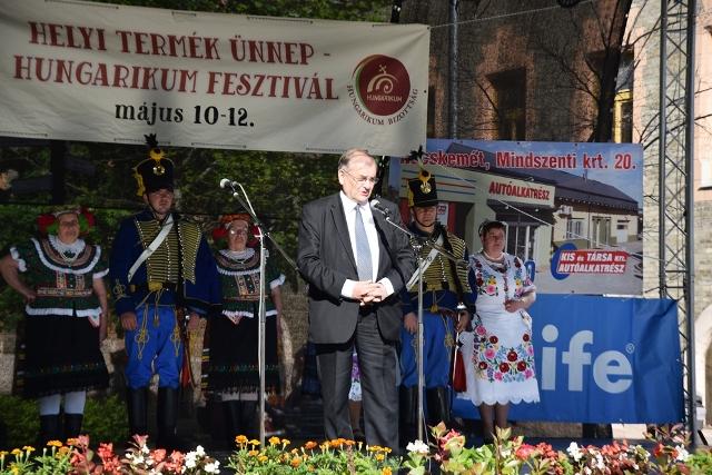 Igazi különlegesség volt a Helyi Termék Ünnep – Hungarikum Fesztivál Kecskeméten