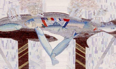 Lencsés Ida: Áldozat – Páratlan szépségű gobelin a kecskeméti Katona József Múzeumban