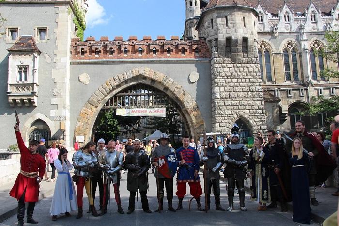 Miénk a vár!  – 7. Országos hagyományőrző és kulturális várfesztivál