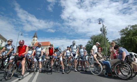 Móri Karika – Jótékonysági kerékpártúra a betegekért
