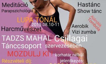 Jennifer számára a tánc maga az élet – A Tadzs Mahal csillagai tánccsoport bemutatása