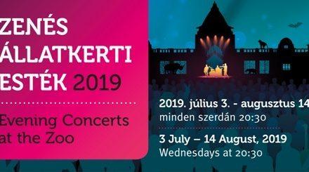 Idén nyáron is megrendezik a Zenés Állatkerti Esték koncertsorozatot